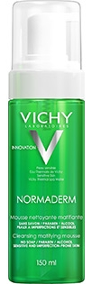 Spuma de curatare matifianta Vichy