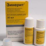 Zineryt – solutie impotriva acneei