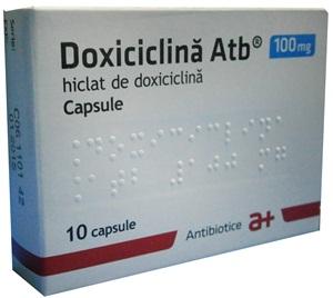 doxicilina