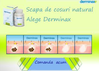 Derminax, supliment alimentar impotriva acneei