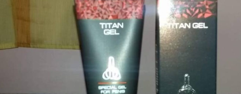 Titan Gel: provoaca acnee??!