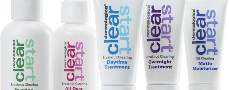 Tratamentul de curatare peste noapte Dermalogica Clear Start Breakout