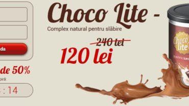 Chocolite- si lupta cu kg in plus e deja castigata